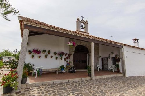 Ermita de San Gregorio de Ostia Hinojosa del Duque