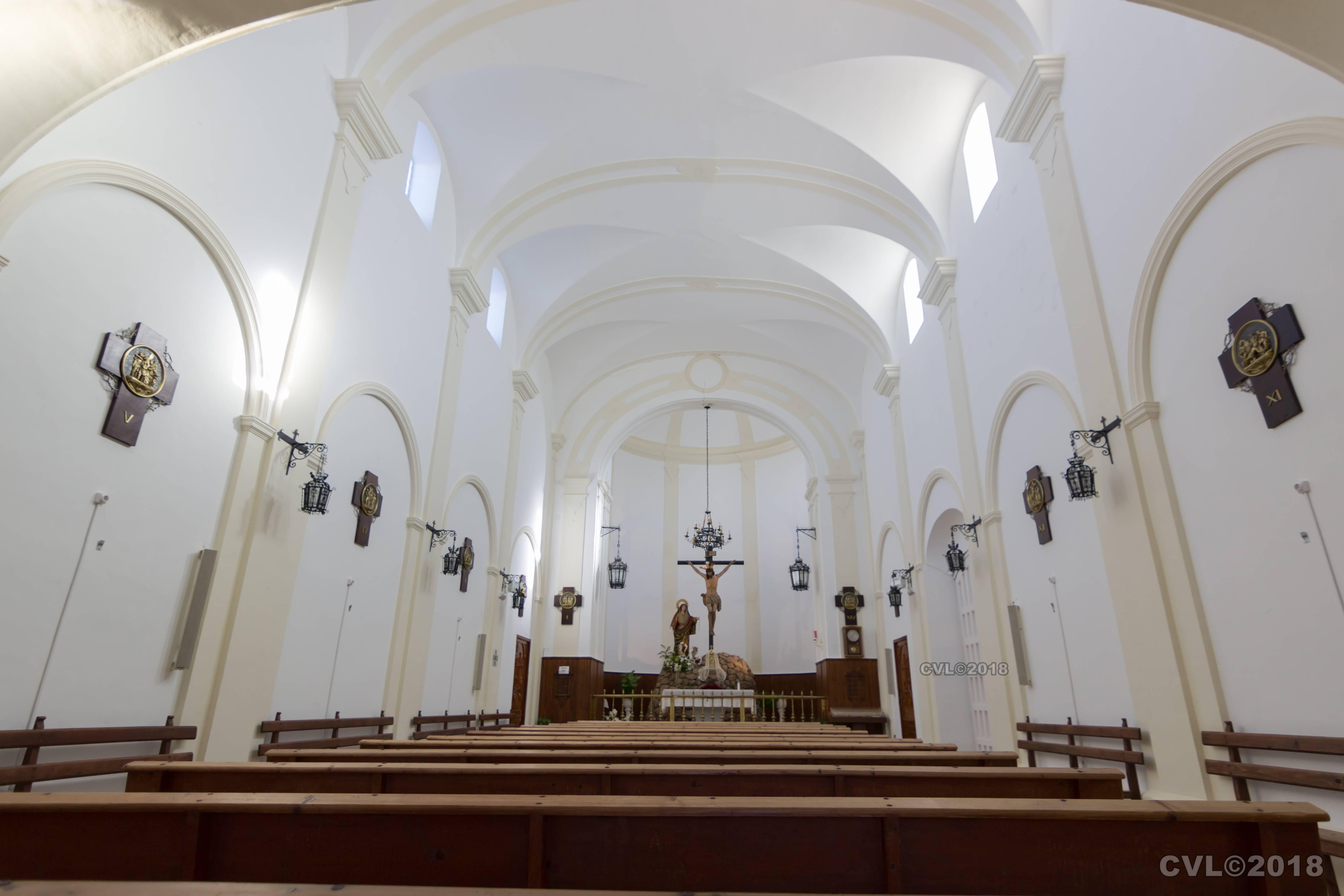 Ermita del Cristo de las Injurias
