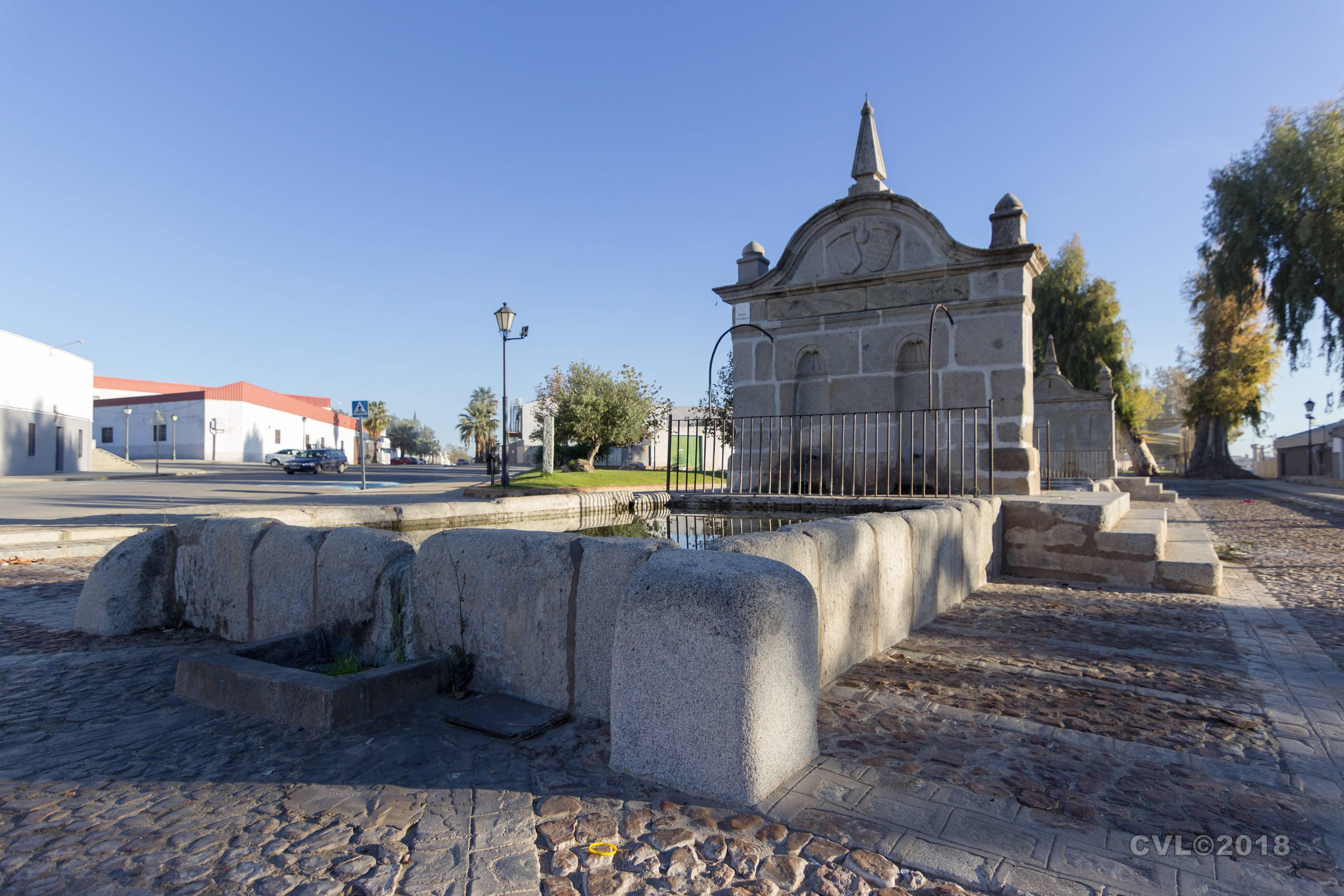 Fuente El Pilar de los Llanos Hinojosa del Duque