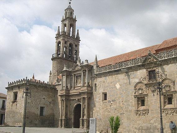 Parroquia de San Juan Bautista Hinojosa del Duque