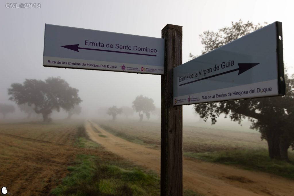 Rutas senderismo Hinojosa del Duque