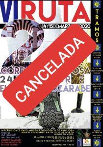 VI RUTA 24 HORAS CÓRDOBA - HINOJOSA por el CAMINO MOZÁRABE -CANCELADA-