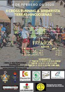 II CROSS RUNNING & SENDERISTA TIERRAS HINOJOSEÑAS @ PLAZA DUQUE DE BEJAR