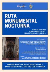 RUTA MONUMENTAL NOCTURNA
