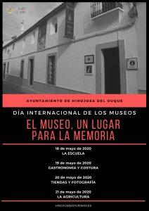 FESTIVAL DE LA PRIMAVERA, CON MOTIVO DEL DÍA INTERNACIONAL DE LOS MUSEOS