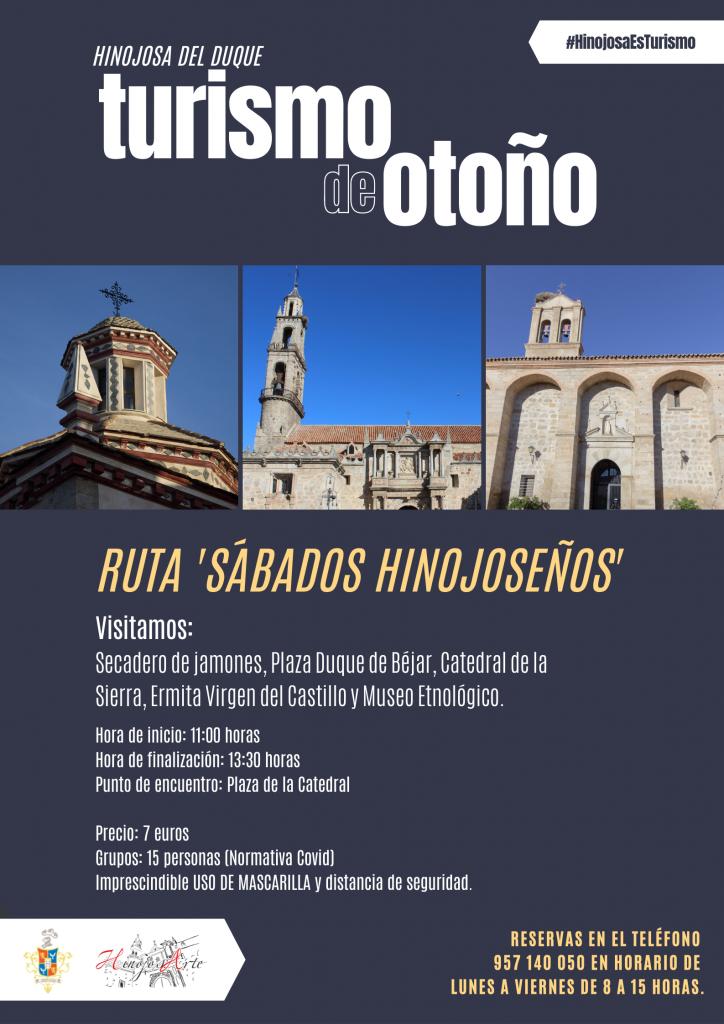 TURISMO DE OTOÑO EN HINOJOSA DEL DUQUE
