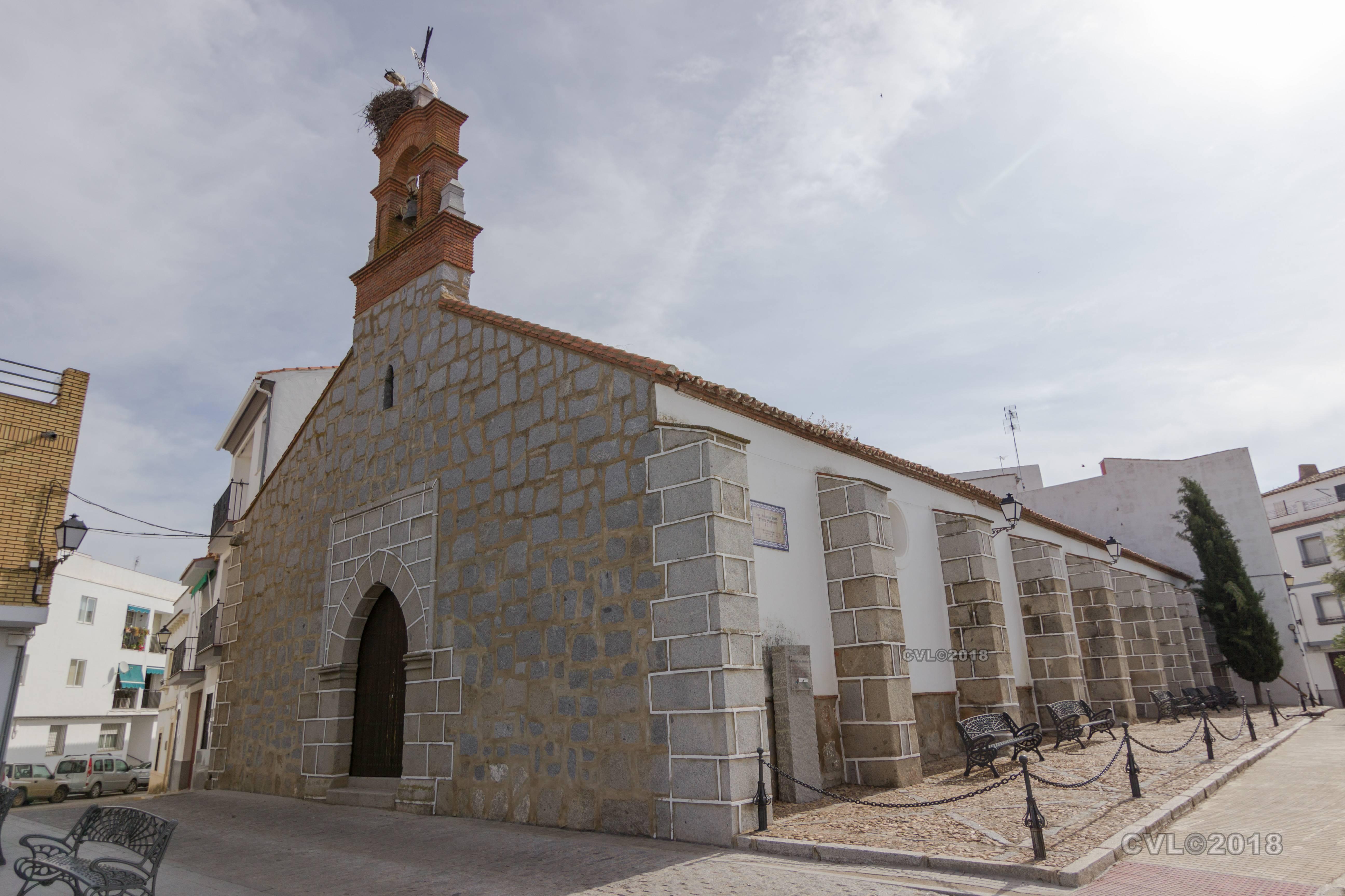 Ermita de San Sebastian Hinojosa del Duque