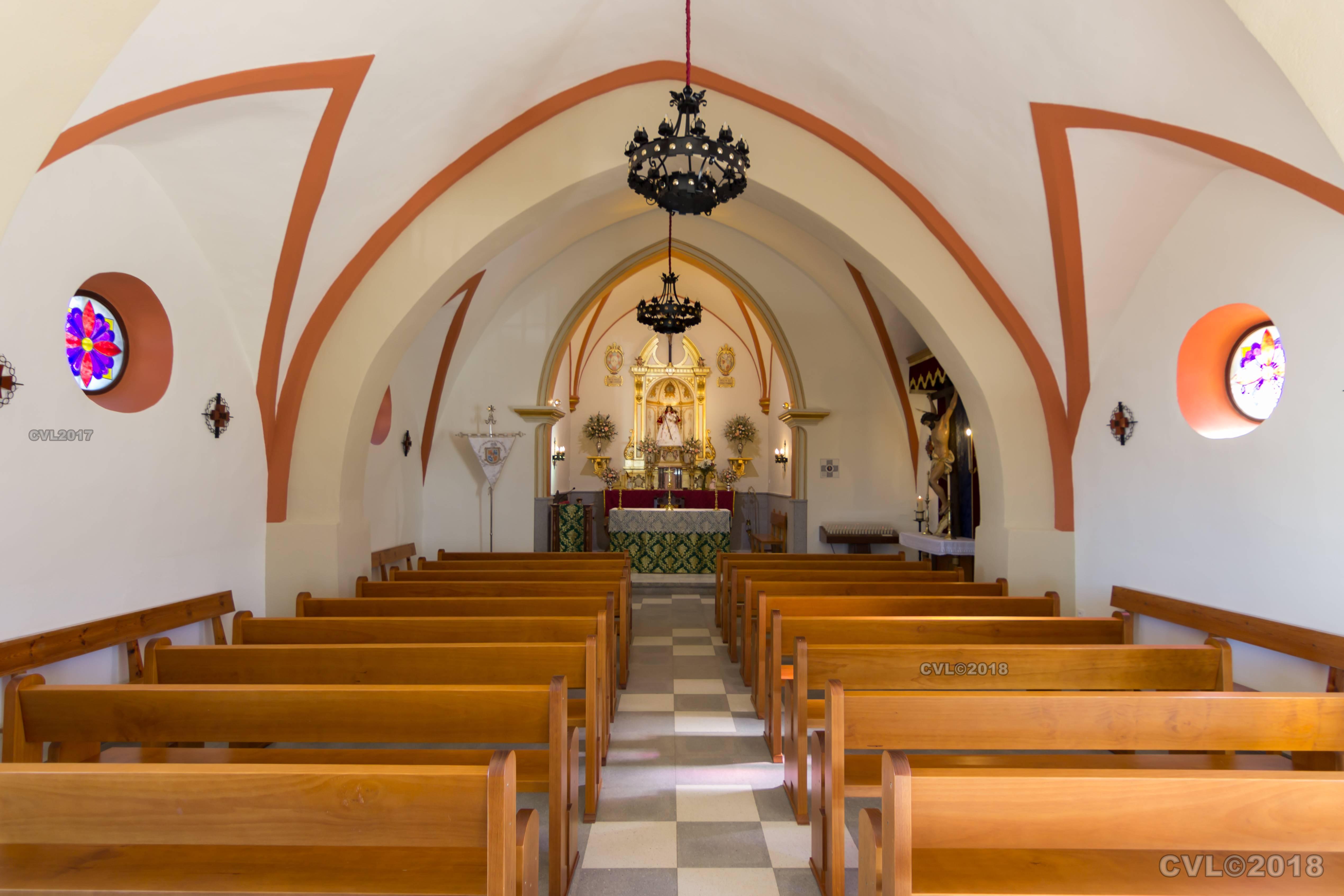 Ermita Virgen de la Antigua Hinojosa del Duque