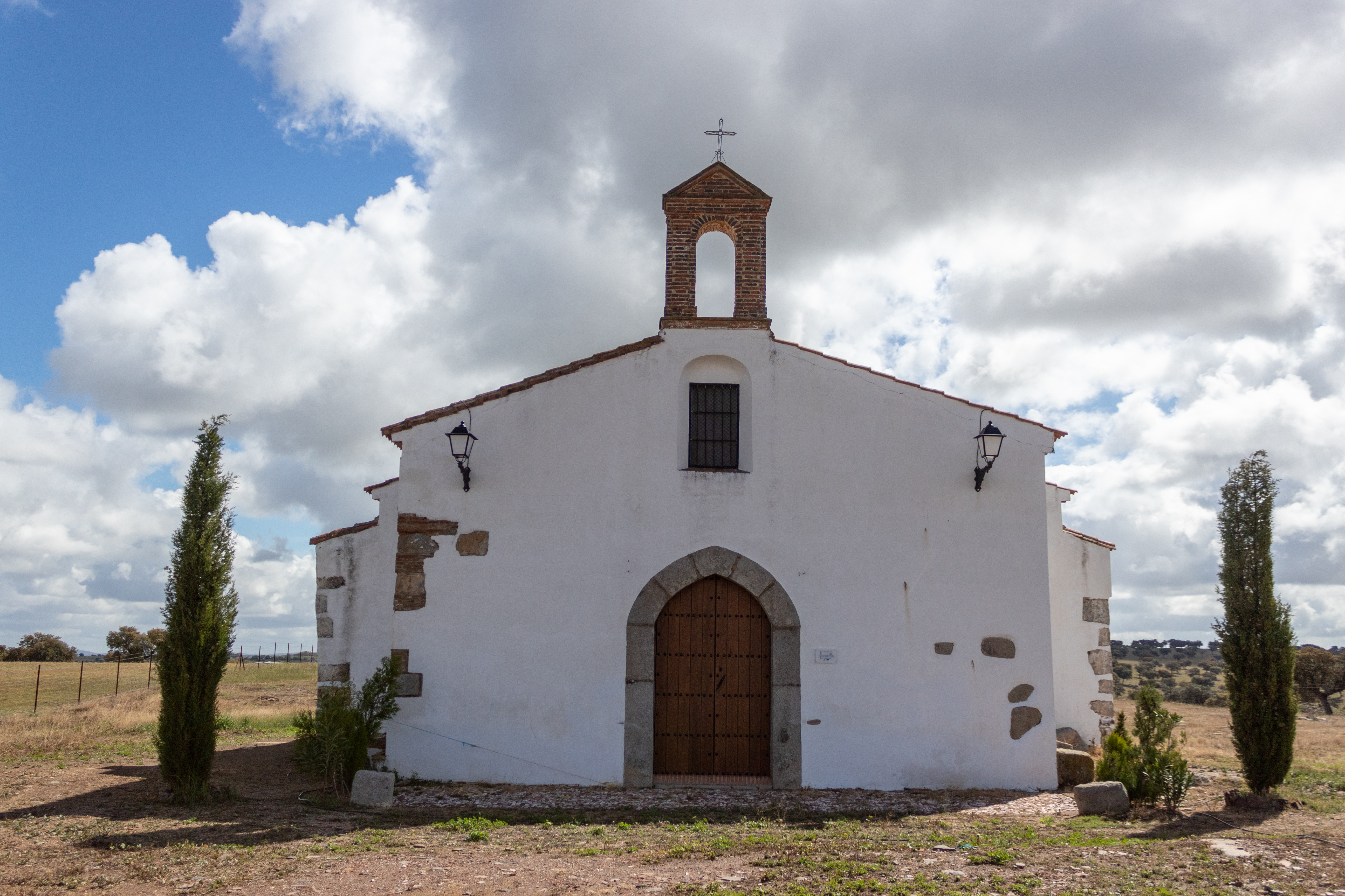ERMITA DE SAN BENITO HINOJOSA DEL DUQUE