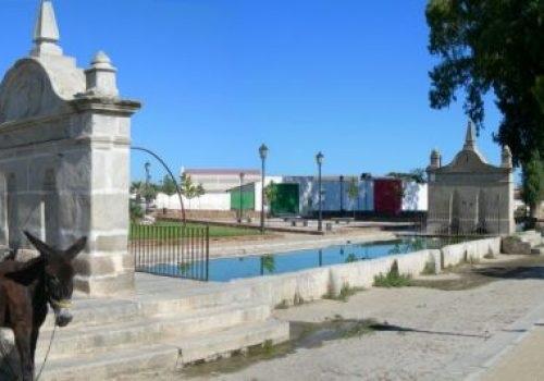 Fuente del Pilar de los Llanos Hinojosa del Duque