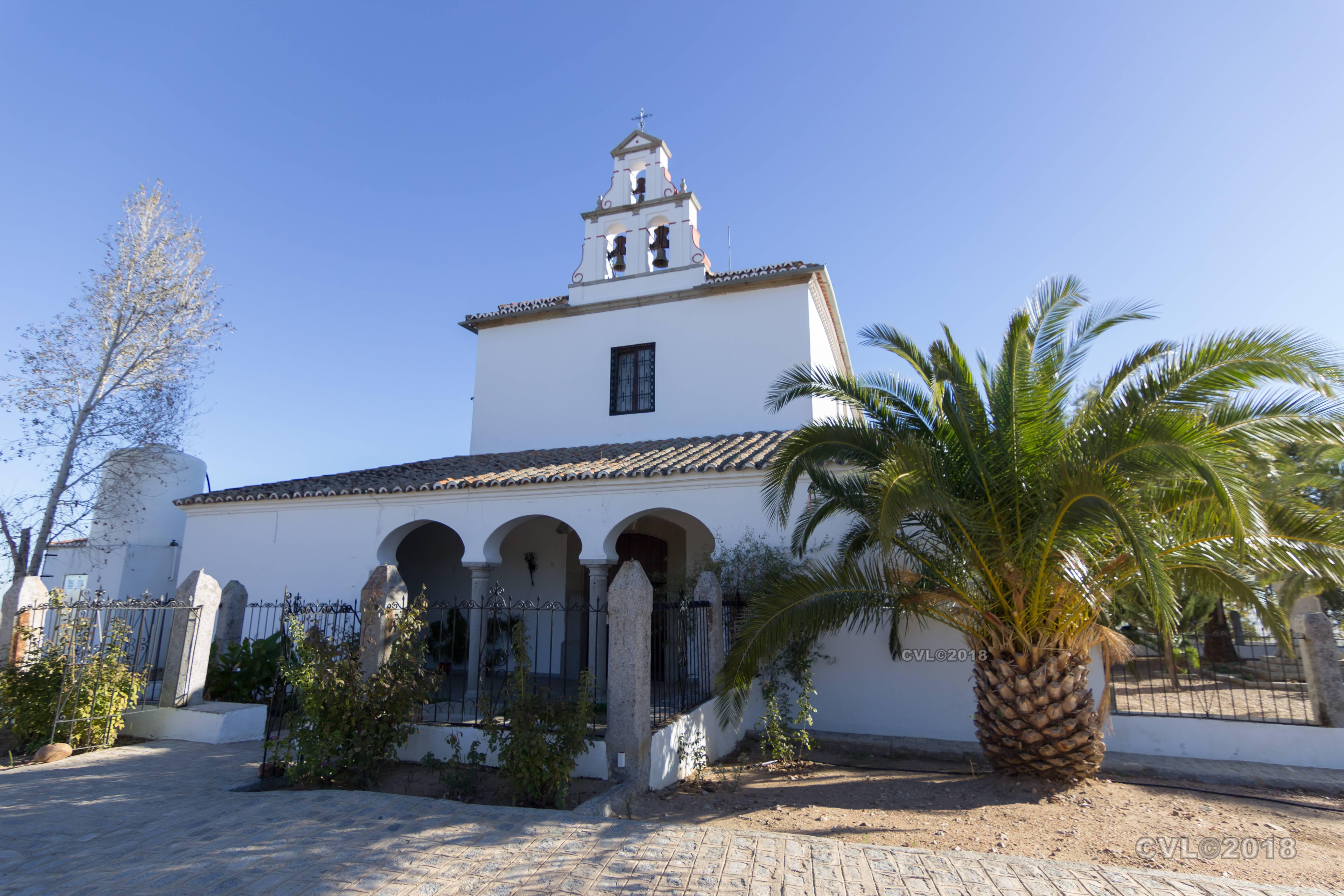 Ermita del Cristo de las Injurias Hinojosa del Duque
